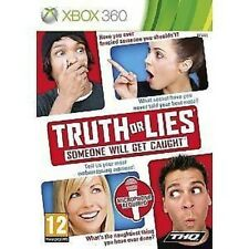 Pal version Microsoft Xbox 360 Truth or Lies