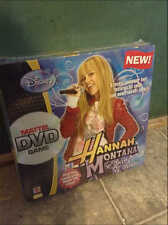 Hannah Montana Encore Edition DVD Game brand new (sealed)