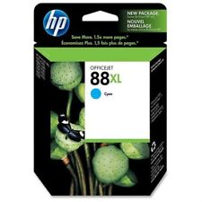 HP 88 LARGE CYAN INK CARTRIDGE - INKJET - 1200 PAGES COLOR - 1 EACH