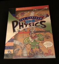 Rare! Brand New! Sealed! The Cartoon Guide To Physics CD-ROM Windows Macintosh
