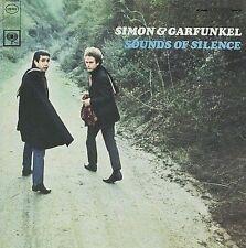 SIMON & GARFUNKEL Sounds Of Silence CD BRAND NEW Remastered Bonus Tracks