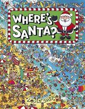 Where's Santa? by Louis Shea (Hardback, 2012)