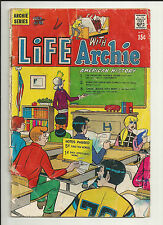 Life With Archie 87 Gd Archie Comics 1969 Silver Age Comic