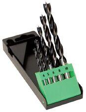 C.k T3040 brad pointu wood drill bit set of 5