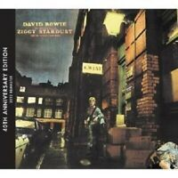 """DAVID BOWIE """"THE RISE AND FALL OF ZIGGY STARDUST""""  CD NEW"""
