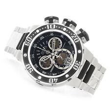 invicta subaqua stainless steel band round wristwatches ebay rh ebay com