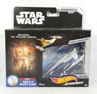 Hot Wheels Starships Star Wars Naboo Starfighter Commemorative Series 1 Of 9