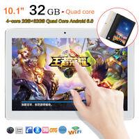 """Genuine HD 10.1"""" Android 6.0 2gb+32gb Tablet Dual SIM Quad Core WIFI Phablet PC"""