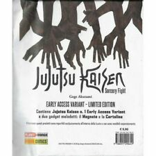 Jujutsu Kaisen Sorcery Fight 1 - Early Access Variant - ITALIANO NUOVO #MYCOMICS