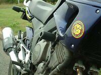 R&G Classic Style Crash Protectors for Yamaha TDM 850 1992