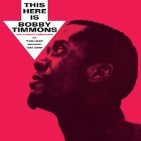 BOBBY TIMMONS - THIS HERE IS BOBBY TIMMONS  CD NEU