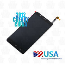 """USA For ZTE Blade Z Max Z982 LTE-A 6.0"""" LCD Display Touch Screen Digitizer Black"""