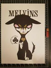 The Melvins Concert Poster -  14 x 10 Reprint