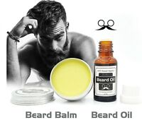 Beard Growth Spray Beard Grow Stimulator 100% Natural Hair Grower Beard Balm
