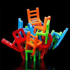 New Fashion Charm Balance Chairs Board Game Children Educational Toy Balance GUT