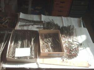 Märklin-HO Riesen Oberleitungskonvolut über 800-teilig Sehr guter Zustand