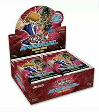 YUGIOH SCARS OF BATTLE  SPEED DUEL BOOSTER BOX  ENGLISH SEALED