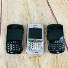 3 vtg blac 00006000 kberry phones for parts