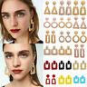 Large Punk Dangle Geometric Big Drop Earrings For Women Lady Statement Jewelry