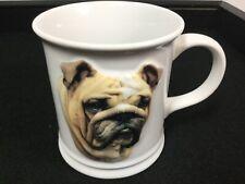 Xpres Best Friend Originals 3D BULLDOG Coffee Tea Mug Cup 12 Ounces