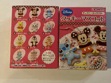 More details for re-ment disney cookie mascot key chains brand new case of 10!