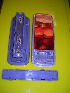 TAIL LIGHT ASSEMBLY  VW Volkswagen Bus Transporter 1972 TO 1979