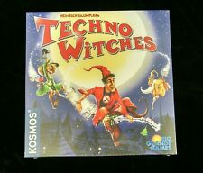 Techno Witches Board Game by Kosmos Rio Grande Edition New Sealed