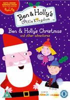 Ben & Hollys Little Kingdom - Ben And Hollys CHRISTMAS DVD Nuevo DVD (eo10789)