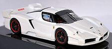 Ferrari FXX F140 Coupe 2005-06 white white metallic 1:43 Hot Wheels Elite