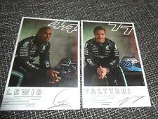 original Lewis Hamilton & Bottas - Formel1