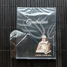 CYMBELINE  - WILLIAM SHAKESPEARE'S  - 2X AUDIOCASSETTE (sealed)