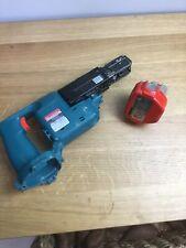 Makita 6835D 12v Cordless Autofeed Screwdriver & 1.3Ah 12v Battery