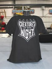 Jeff Hardy Creatures NEW T-Shirt Men's XL Impact Wrestling WWE ROH TNA NXT Boyz
