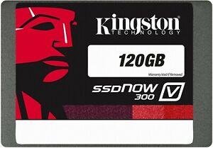 "Kingston SSDNow V300 120GB Internal 7200RPM 2.5"" (SV300S37A/120G) SSD"