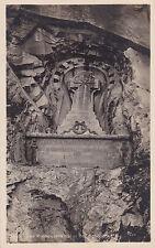 AK Schöllenen-Schlucht Russendenkmal Suworow-Denkmal Göschenen Andermatt