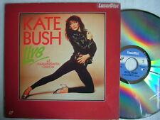 KATE BUSH LIVE AT HAMMERSMITH ODEON / LASER DISC LD