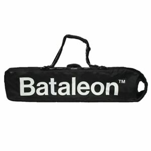 Bataleon Getaway Snowboard Bag Black - Waterproof Carry