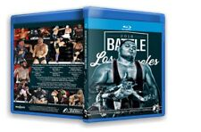 Pro Wrestling Guerrilla -Battle of Los Angeles 2018 Final Stage BLU-RAY, BOLA