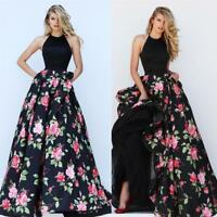 Womens Long Formal Prom Dress Cocktail Party Ball Gown Evening Bridesmaid Dress