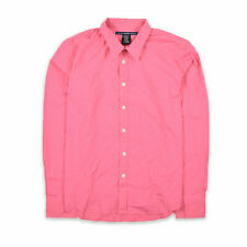 Ralph Lauren Herren Hemd Shirt Freizeithemd Gr.M Sport Slim Fit Rosa 91553
