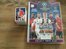 Topps Champions League 2018-19 Set of different base cards