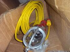 Woodhead 61430B163 Hazardous Location Hand Lamp,100W,50 ft