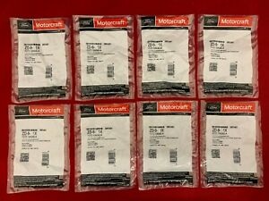 Set of 8: NEW OEM Genuine Motorcraft ZD9 Glow Plugs F2TZ-12A342-A Free Shipping