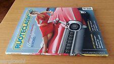 RUOTECLASSICHE # 188-AGOSTO 2004-FIAT 500-SAAB 900 CABRIOLET