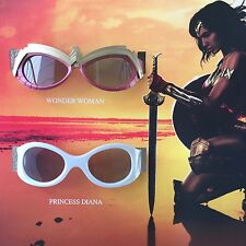 Wonder Woman Movie 3D Glasses - 2 Unopened Different Pairs - Gal Gadot