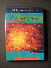 QUILTING ARTS WORKSHOP - ART QUILT DESIGN, Strategies for Success DVD