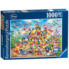 Ravensburger Disney Carnival Characters Jigsaw Puzzle - 1000 pieces