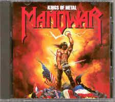 """MANOWAR """"Kings of Metal"""" CD inkl. Wheels of fire"""
