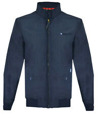 Lambretta Harrington Jacket Shower Resistant Mod Full Zip Mens Lmbh1 UK S-xxl Navy M