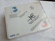 NEC e616 (UMTS, GPRS, GSM Dual Band, Vintage 2003)
